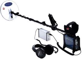 Minelab GPX- 4000 Metal Detector professional hunters gold nuggets