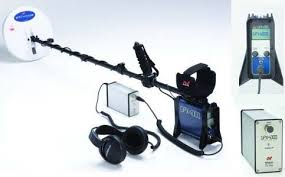 GP3500 metal detector to find gold nuggets