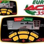 Garrett Ace 350 Euro metal detector review