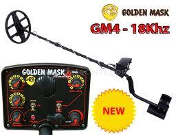 golden mask 5 metal detector in salt water