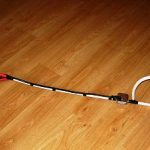 How to make a metal detector from a magnet at home