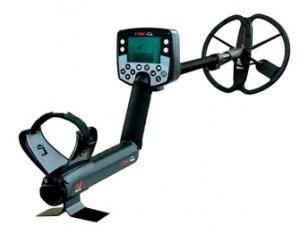 minelab e-trac depth and