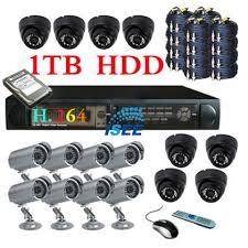 Swann CCTV cameras and DVR