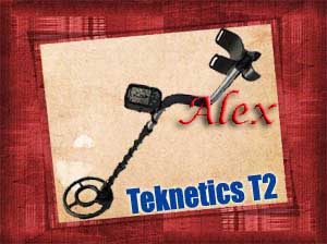 TEKNETICS T2 search and detection of gold ore