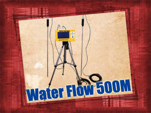 WATER FLOW water detection device 500M