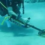 best minelab,white,fisher underwater metal detectors
