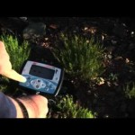 How to adjust X-Terra 705 metal detector Training video