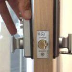 Mechanical latch Mechanical Digital Keypad Lock Insecure