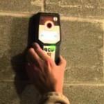 Metal detector and posting X-Line Digital Multi-Scanner