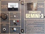 vco meaning in fisher gemini 3 metal detector