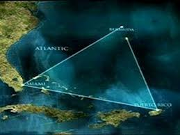 where is the dragon's triangle located