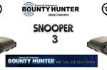 metal detectors from Bounty Hunter Tracker series