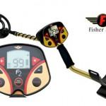 Fisher F2 metal detector for a beginner
