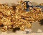 Gold Nuggets metal detector