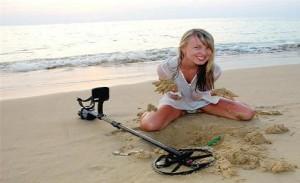 female hobbies metal detecting