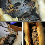 Mummy of a space object found in Egypt