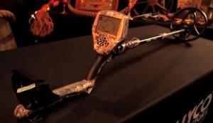 Treasure Commander TC2X Metal detector