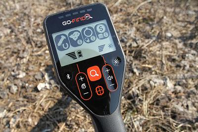 go find 60 metal detector