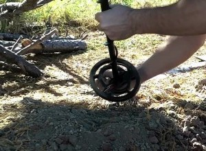 metal detector for gold and silver only