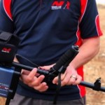 Minelab GPX 5000 metal detector Assembly
