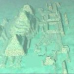 Discover the mysterious monumental building in the bottom of the sea of Galilee