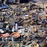 Omens and rituals of treasure hunters